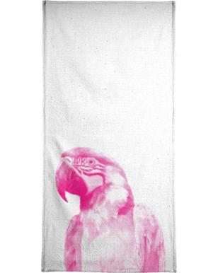 Papagei 02 Hand & Bath Towel