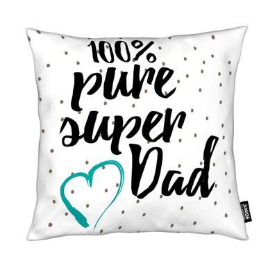 Super Dad Kissen