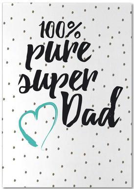 Super Dad Bloc-notes