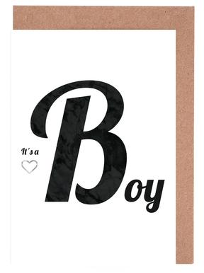 Boy Greeting Card Set