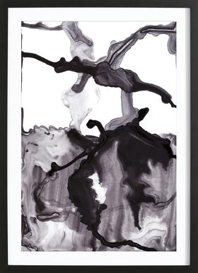 Float 02 Framed Print