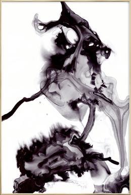 Float 03 -Poster im Alurahmen