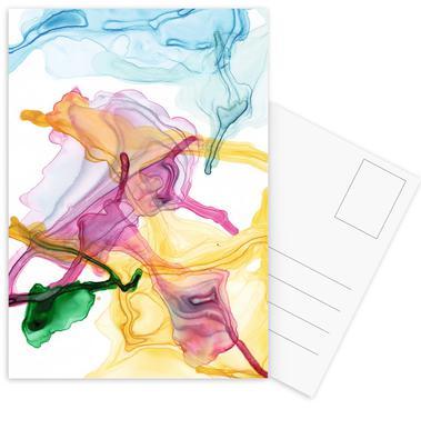 Spring 01 -Postkartenset