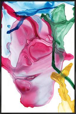 Spring 02 -Bild mit Kunststoffrahmen