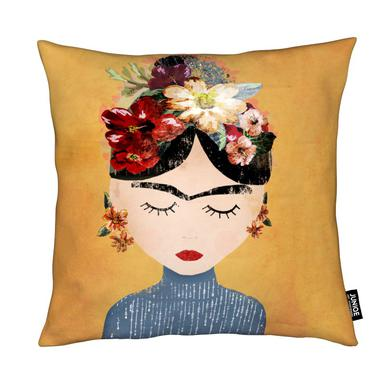 Frida Treechild Cushion