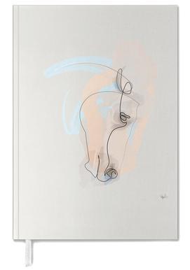 One Line Horse -Terminplaner