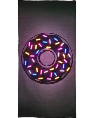 Donut Serviette de bain