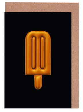 Popsicle wenskaartenset