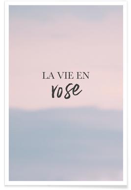 La Vie En Rose affiche