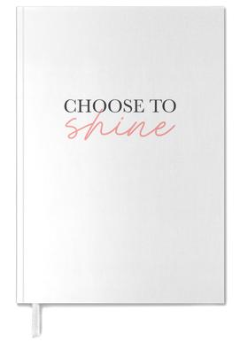 Choose To Shine Personal Planner