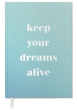 Keep Your Dreams Alive Personal Planner