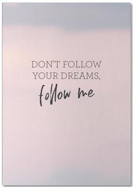 #Follow Notepad