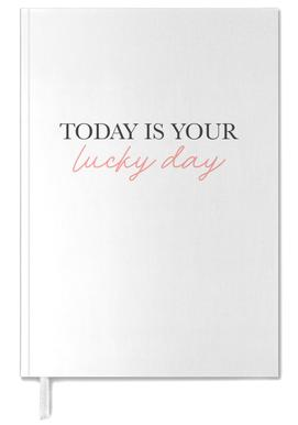 Lucky Day Personal Planner