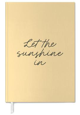 Let The Sunshine In agenda