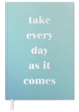 Take Every Day agenda