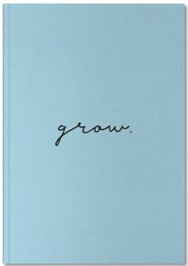 Grow Notizbuch