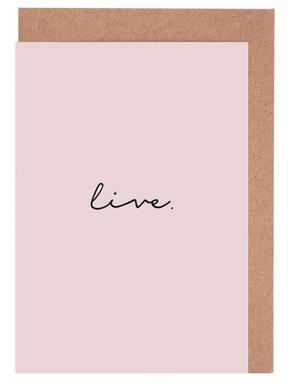 Live cartes de vœux