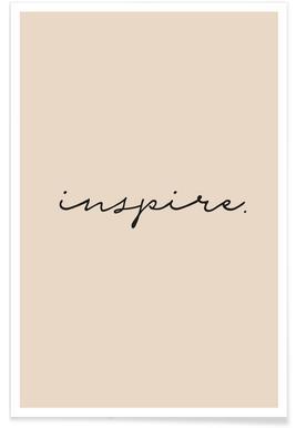 Inspire affiche
