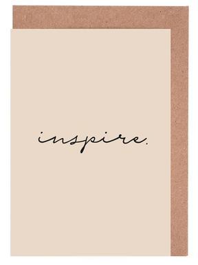 Inspire cartes de vœux