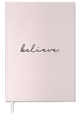 Believe Personal Planner