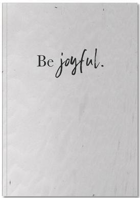 Be Joyful Carnet de note