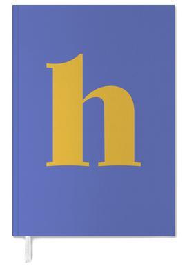 Blue Letter H agenda