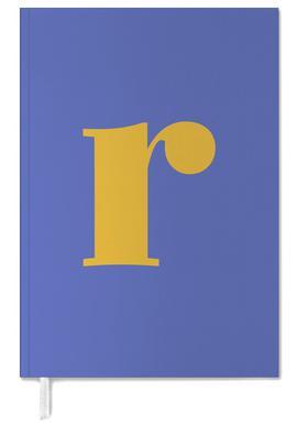 Blue Letter R agenda