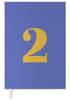 Blue Number 2 agenda