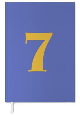 Blue Number 7 agenda