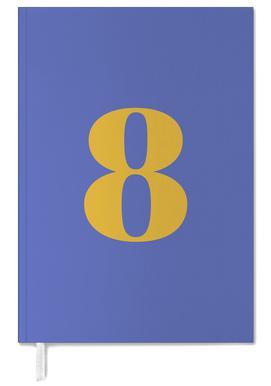Blue Number 8 agenda