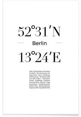 Berlin -Poster