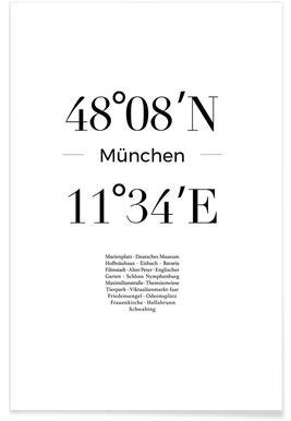 München -Poster
