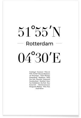 Rotterdam Poster