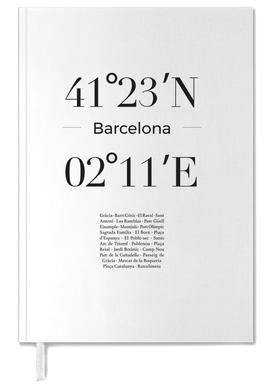 Barcelona -Terminplaner