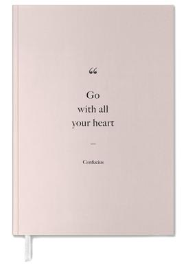 Go with All Your Heart -Terminplaner