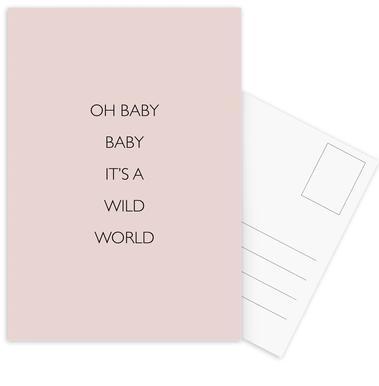 Liebeszitate Postkartensets Juniqe