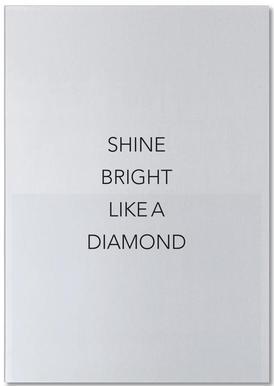 Shine Bright 03 notitieblok