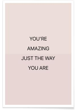 You're Amazing 01 Poster