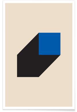 Geometric Projection affiche