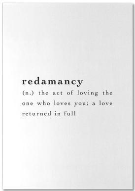 Redamancy Notepad