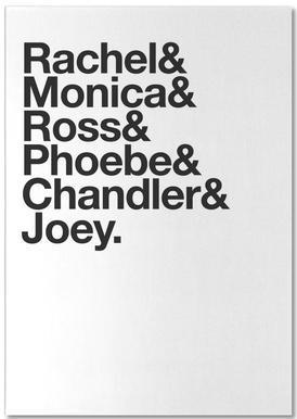 Just Friends Bloc-notes