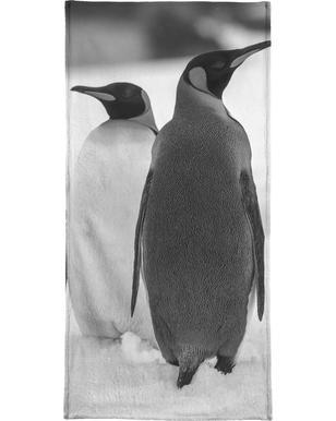The Penguins Bath Towel