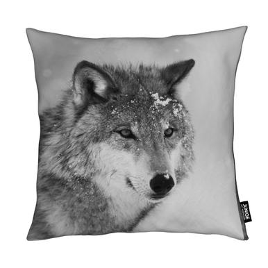 The Wolf Cushion