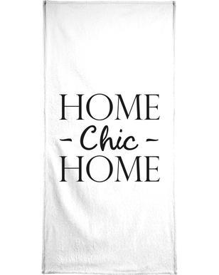 Home Chic Home handdoek