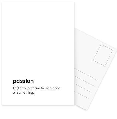 Love cartes postales