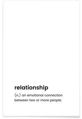 Relationship 2 Affiche