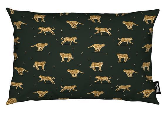 Leopard Pattern Cushion