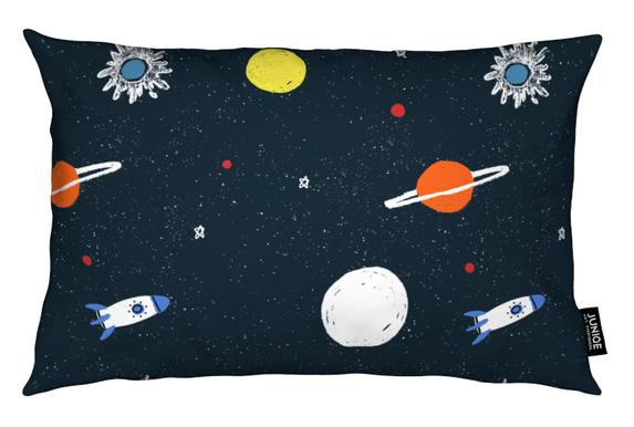 Planets Pattern Coussin
