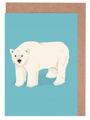 Polar Bear wenskaartenset