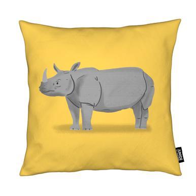 Rhino Kussen